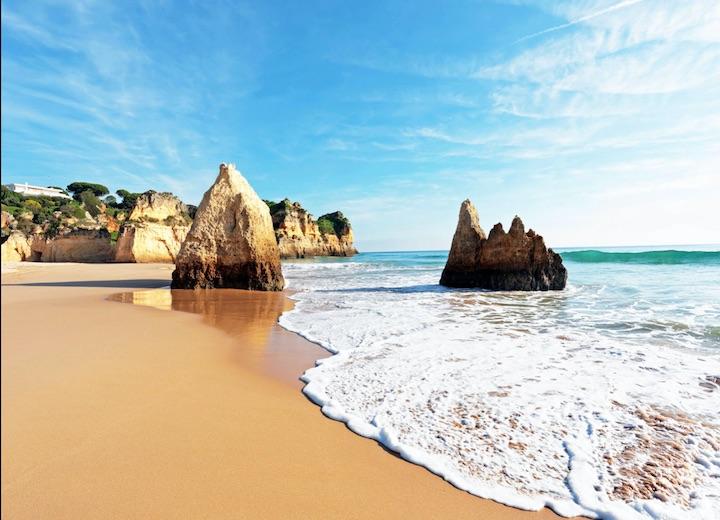 Alvor Beach Portimao Algarve
