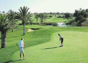 Fantastic golf course Boavista