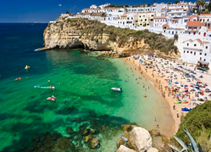 Carvoeiro Beach Algarve