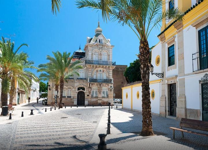 Old Town Portimao Algarve