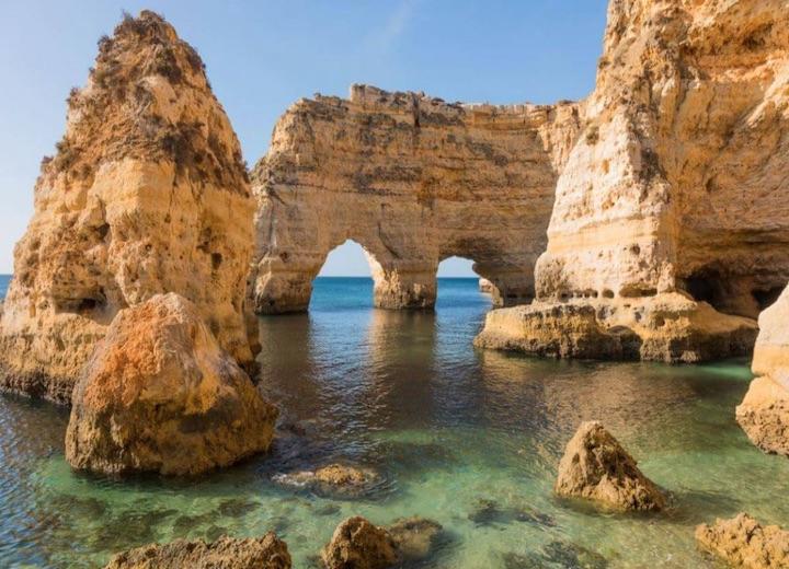Marina Beach Portimao Algarve