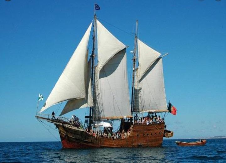 Pirate Ship Cruise Portimao