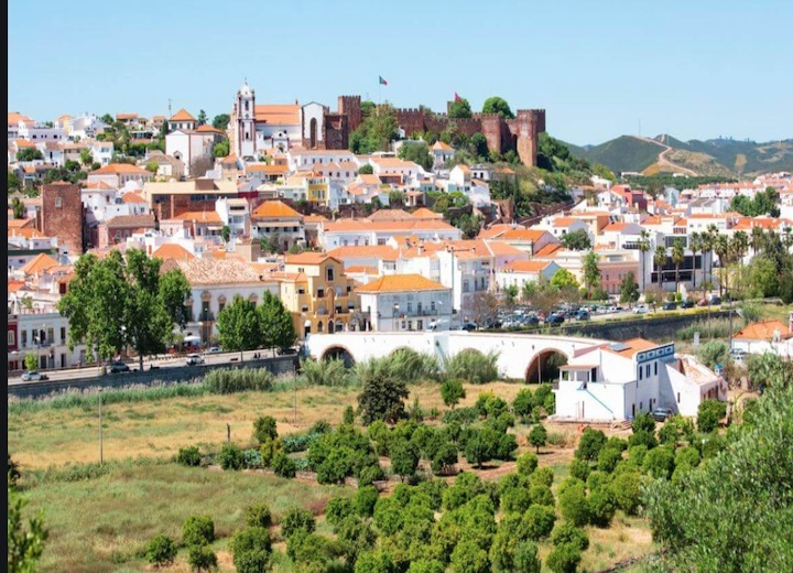 Historical Town of Silves Algarve