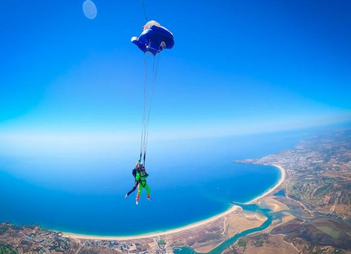 Learn to Skydive Algarve