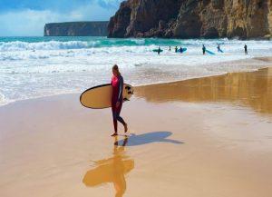 surfing algarve Sagres